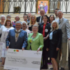 Featured article: Barnsley Hospital presented with cheque from Deputy Mayor