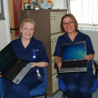 Featured article: New laptops help improve patient journey