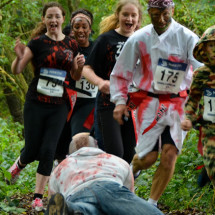 Featured article: Barnsley's zombie outbreak returns for a second year