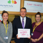 Featured article: Barnsley East MP Gets Behind Hospital Tiny Hearts Appeal