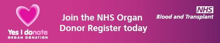 Join the NHS Organ Donation Register