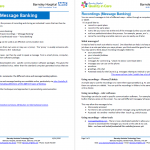 Message Banking Resource