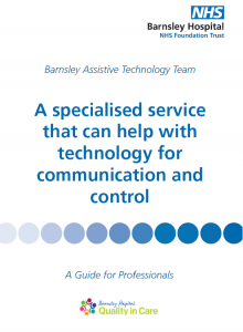 Image of Leaflet for Professionals