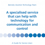 Leaflet for Service Users - PDF Download
