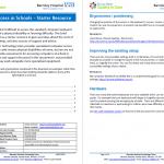 Computer Access Starter Resource Document