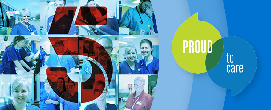 Casualty 24/7. We're featured on a Channel 5 documentary, Wednesdays at 9pm
