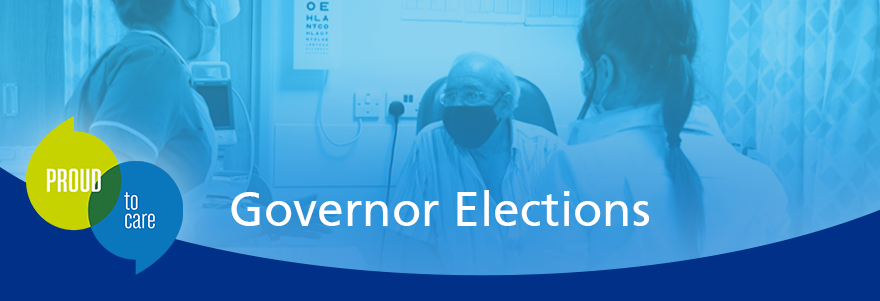 Nominations now open for elections to the Council of Governors. Make a difference and put your name forward as a governor of Barnsley Hospital